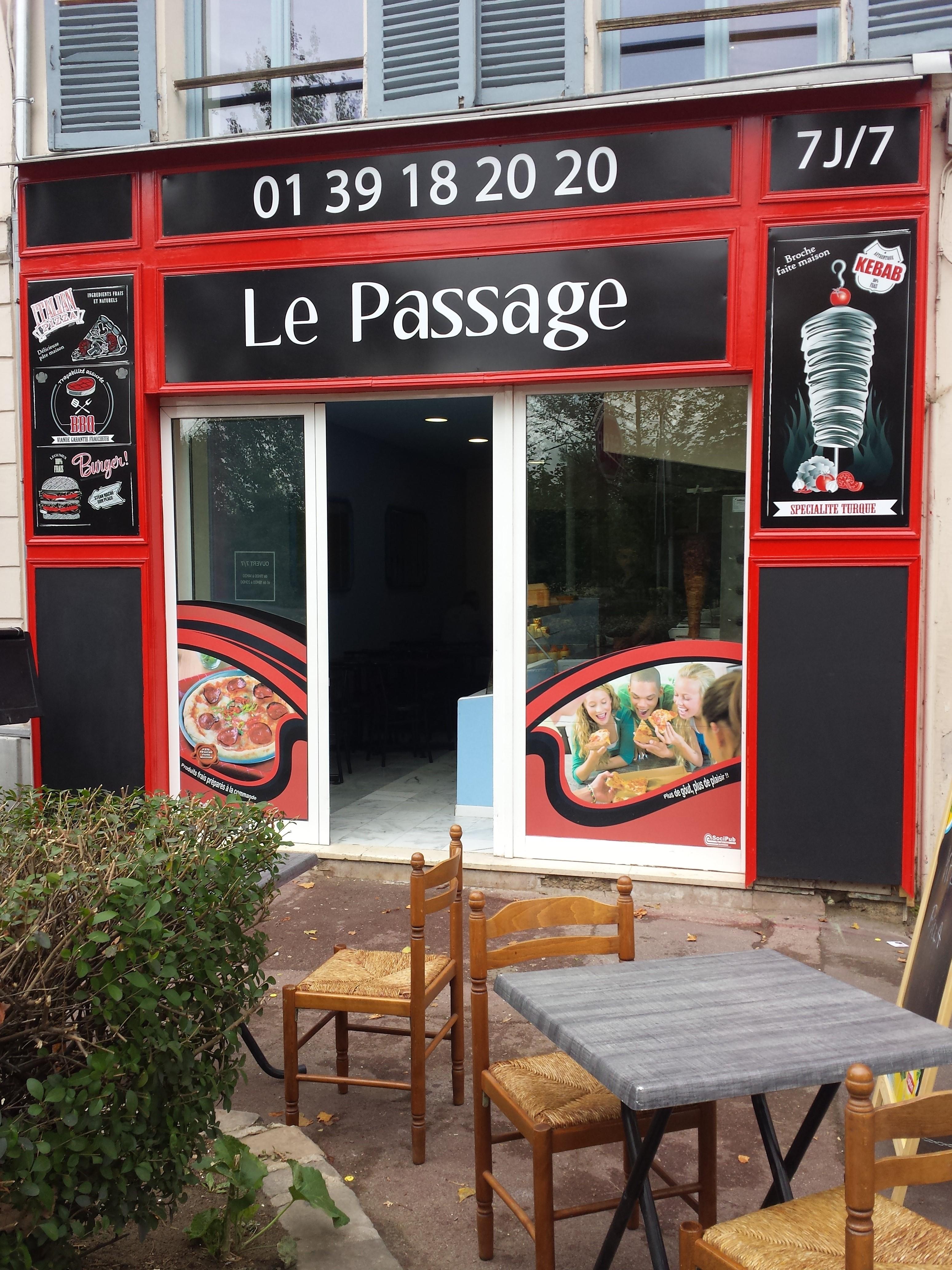 Le Passage - Bougival