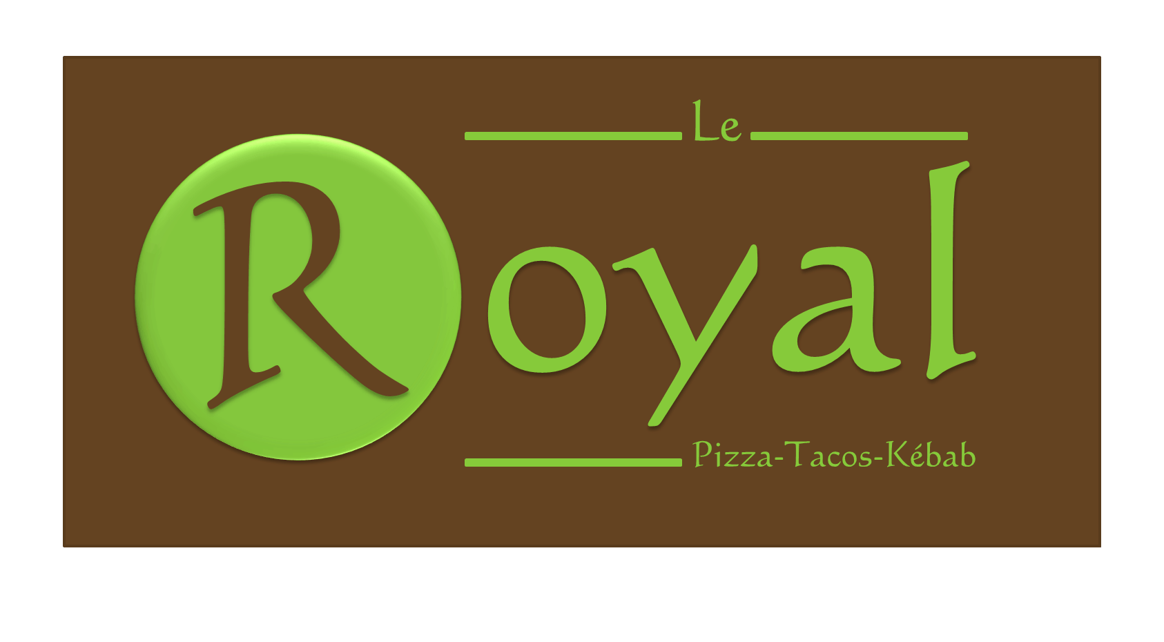 Le Royal Pizza Tacos Kébab