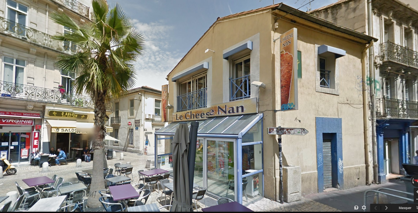 Le Cheese Nan à Montpellier