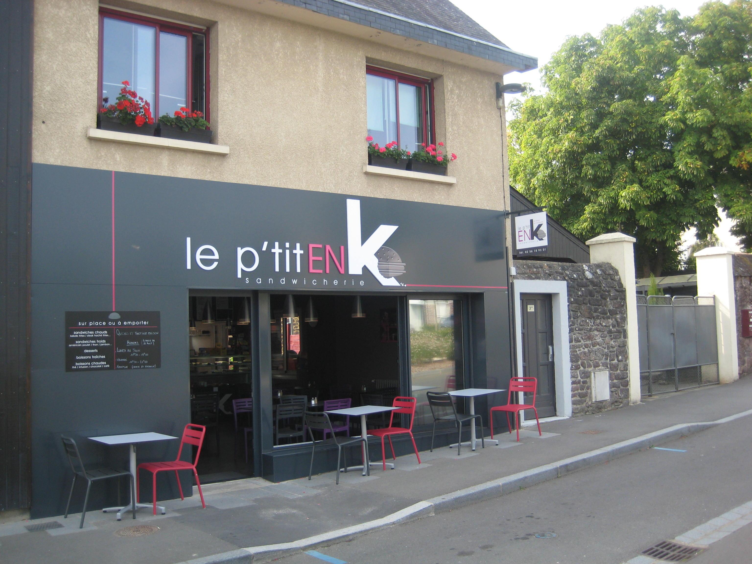 Kebab le P'tit en K