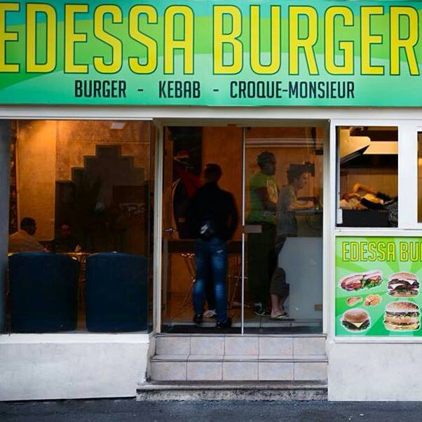 Edessa Burger - Cholet