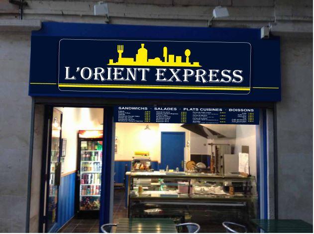 L'Orient Express - Niort
