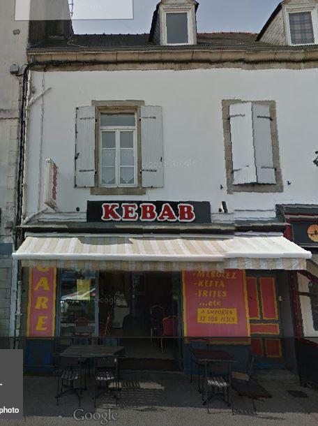 Kebab de la Gare - Quimper