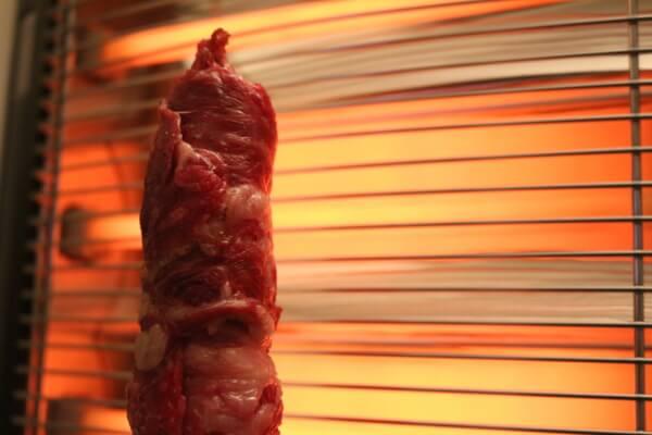 Broche kebab maison
