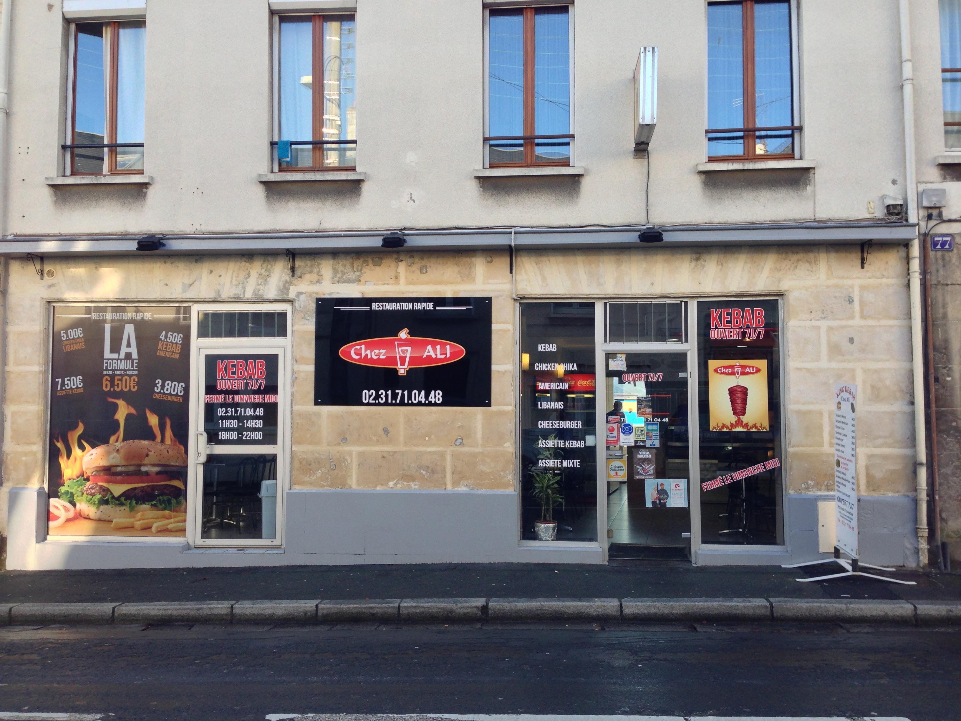 Chez Ali à Caen