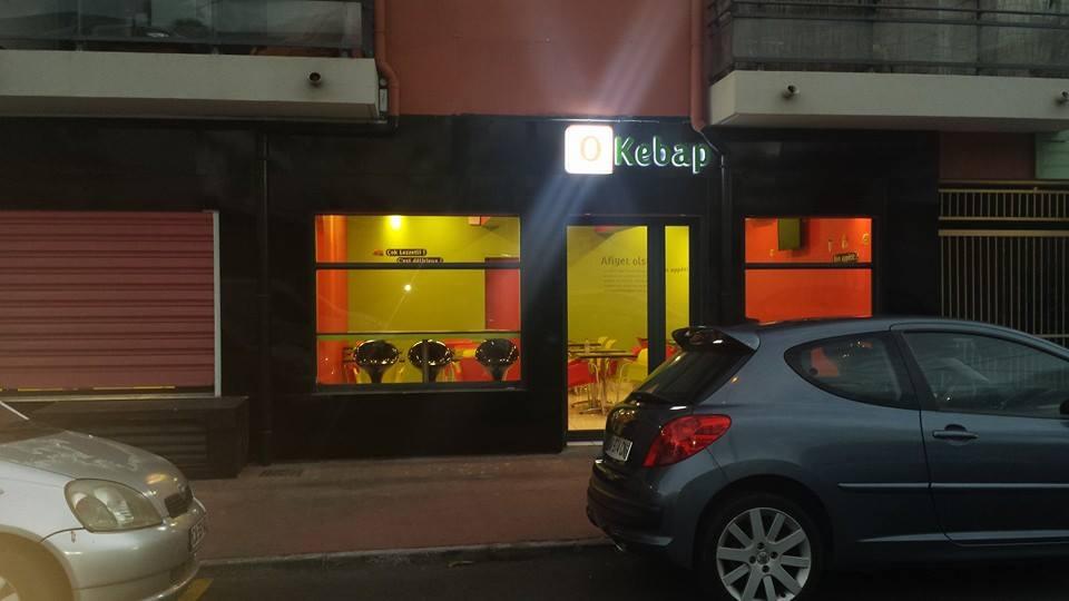 O'Kebap à Saint-Pierre