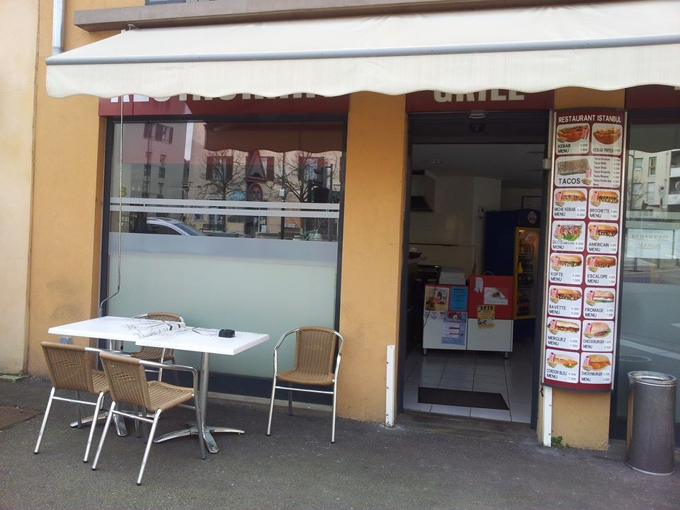 Istambul Kebab - Francheville