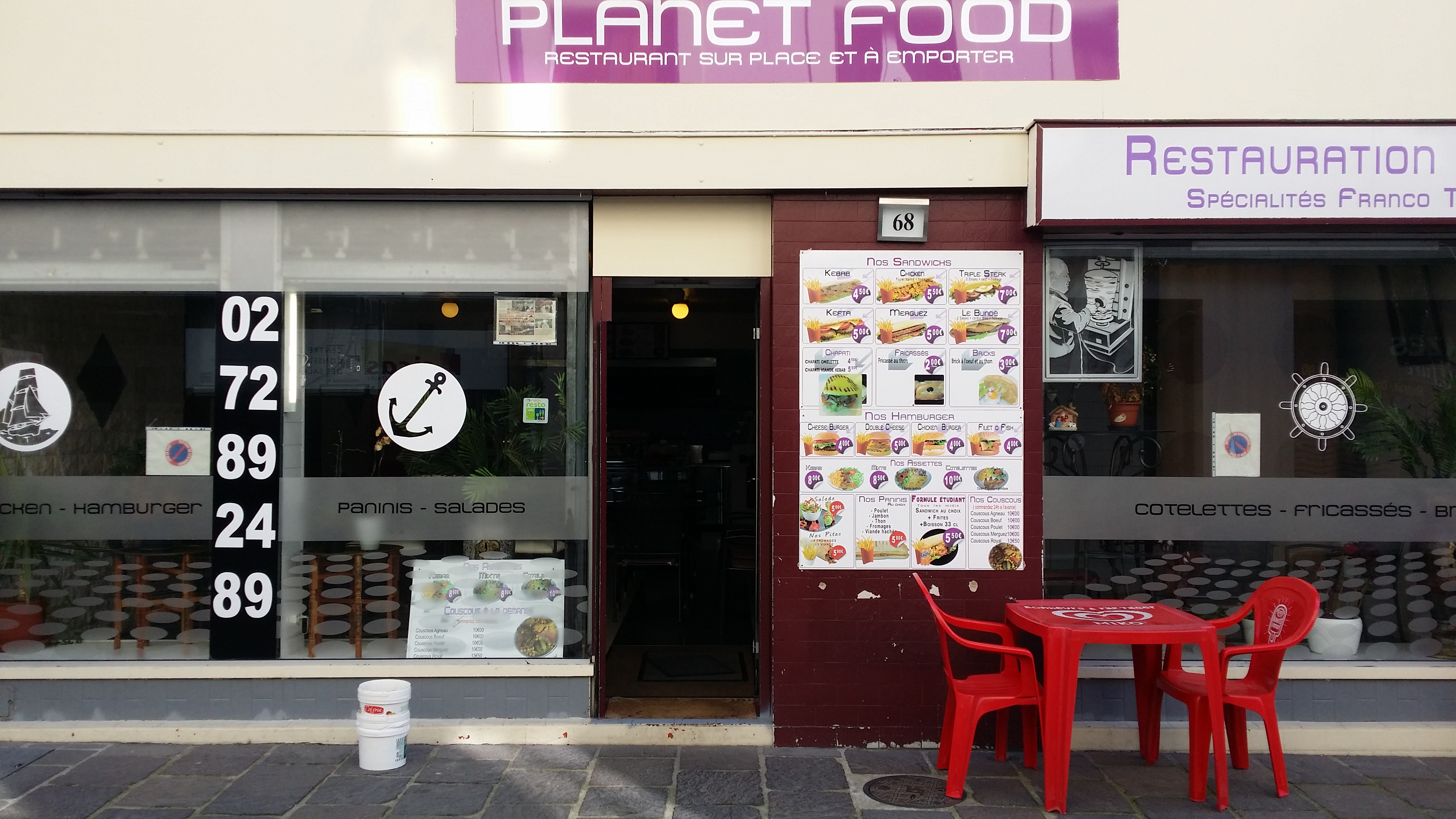 Planet Food - Laval