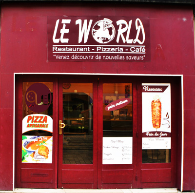 Le World Kebab/Pizza - Orléans