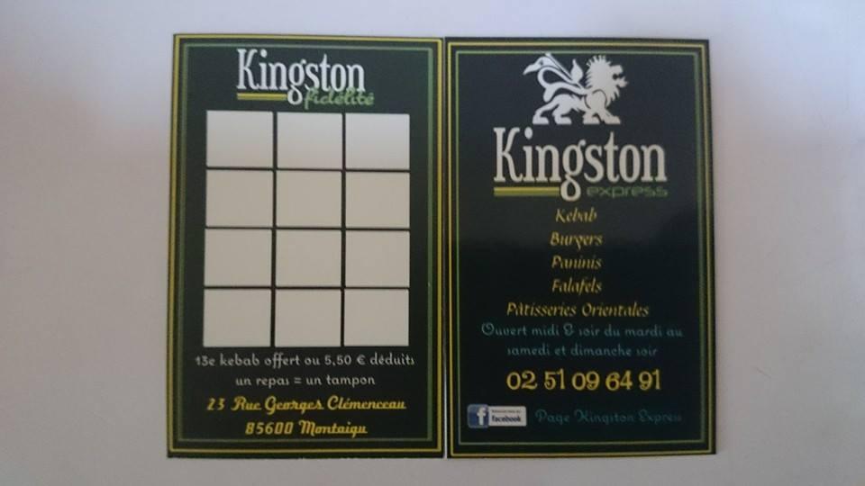 Kingston Express à Montaigu