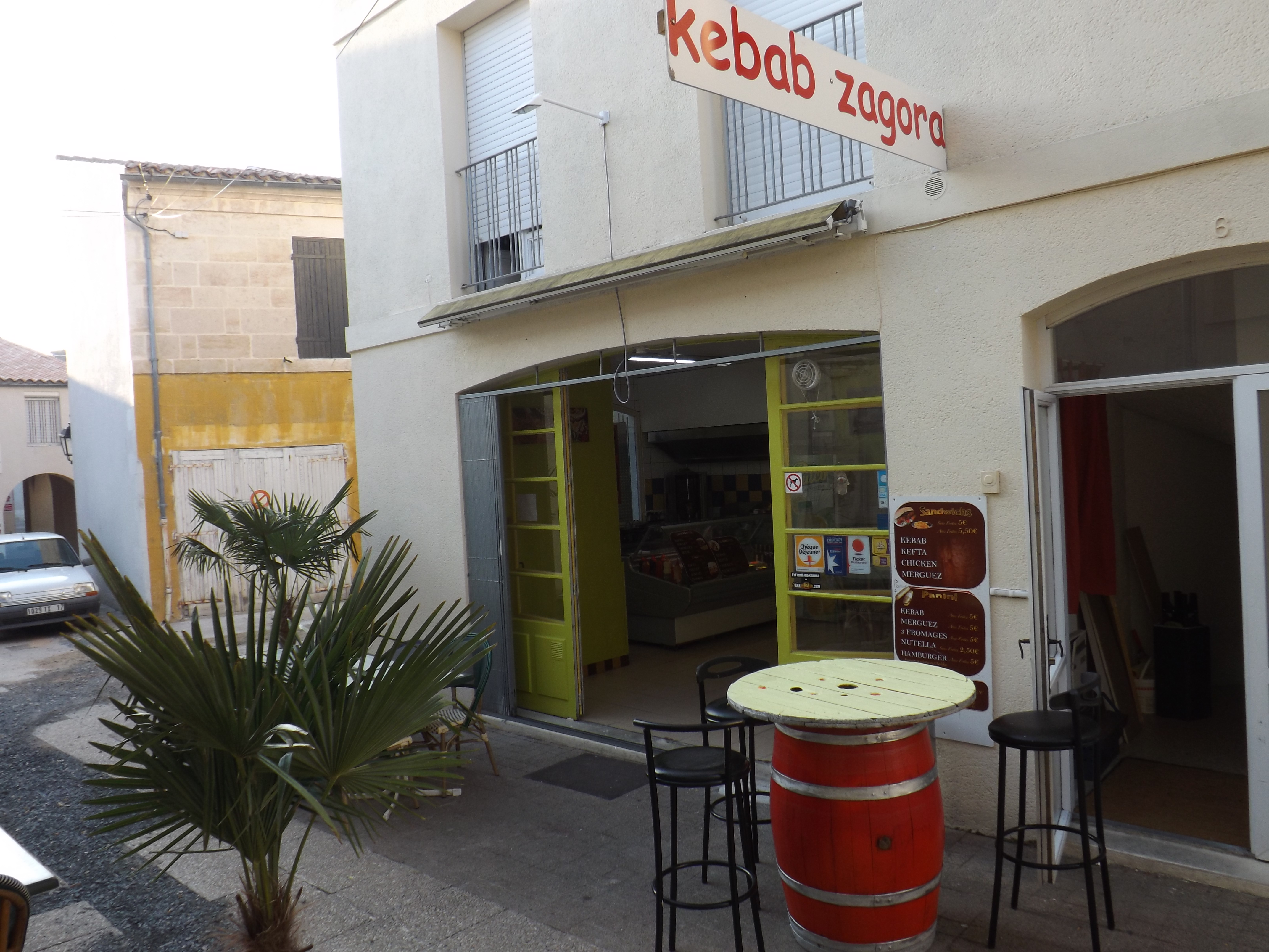 Kebab Zagora à Surgères