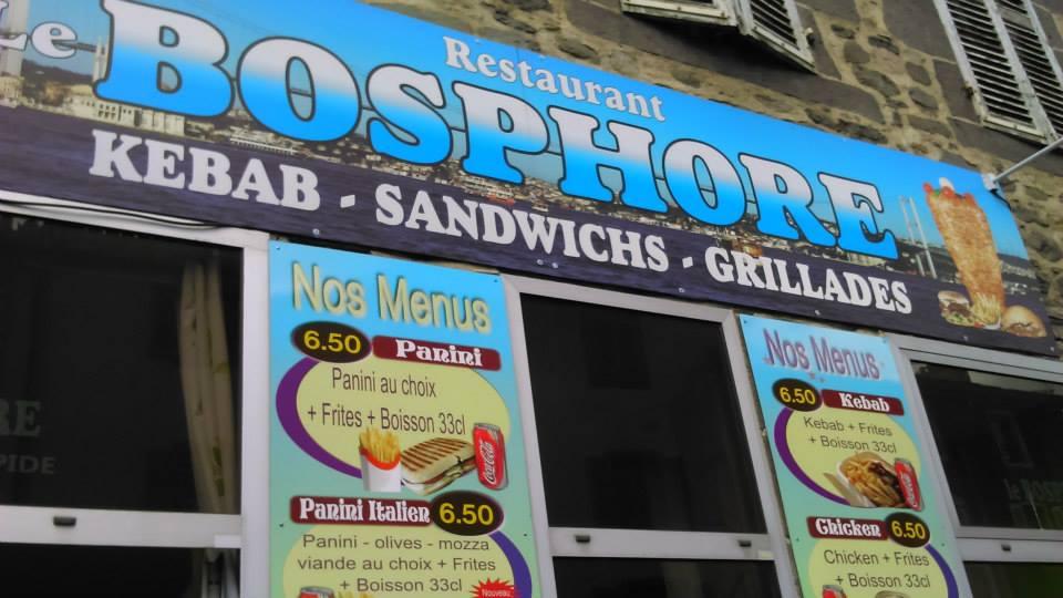 Bosphore Kebab à Saint-Flour