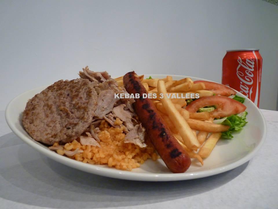Kebab des 3 Vallées à Saint-Chéron