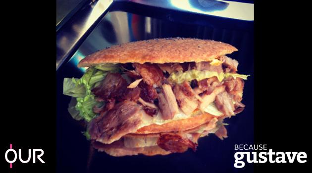 Kebab sans gluten