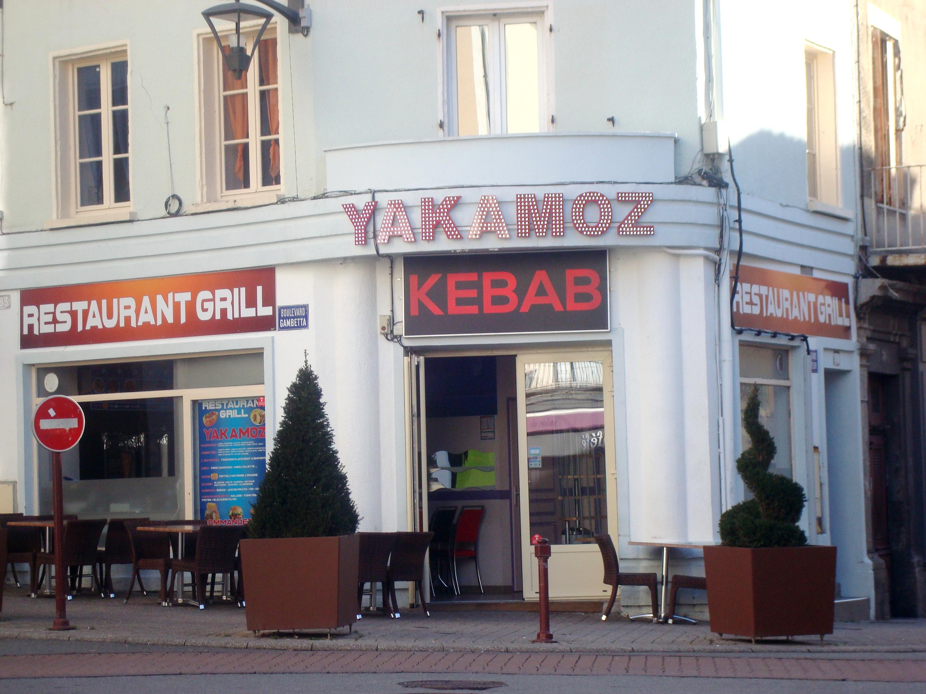 Yakamoz Kebab - Aubenas