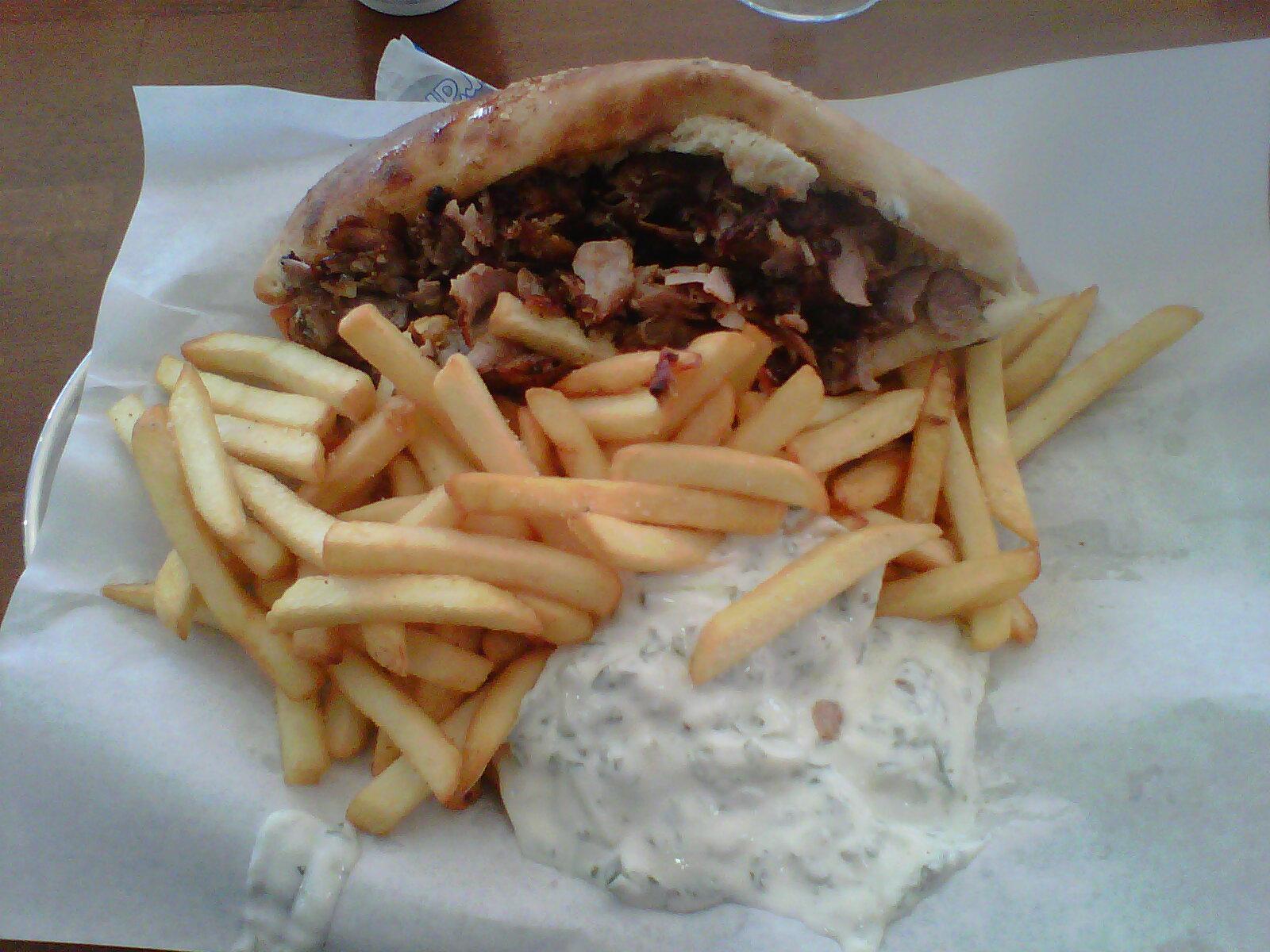 Une nouvelle perle à Paris : la Paix, restaurant turc et kébab.