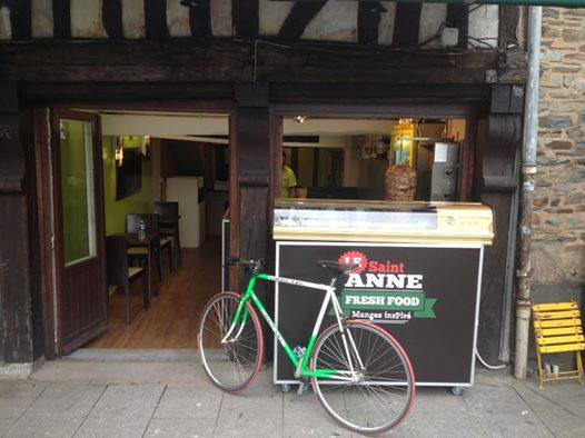 Saint-Anne Fresh Food - Rennes