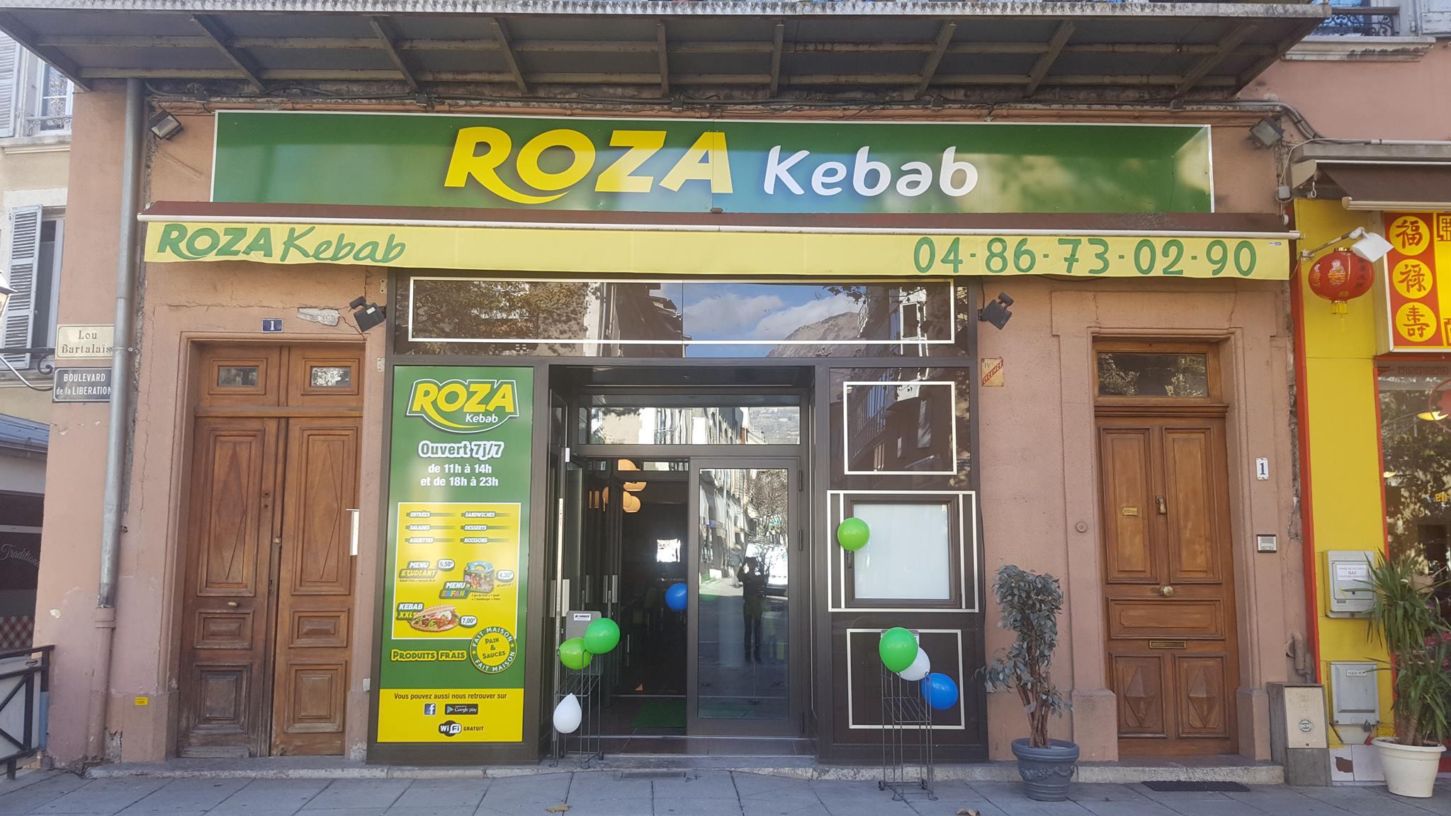 Roza Kebab à Gap