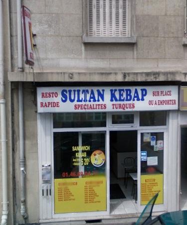 Sultan Kebap à Sèvres