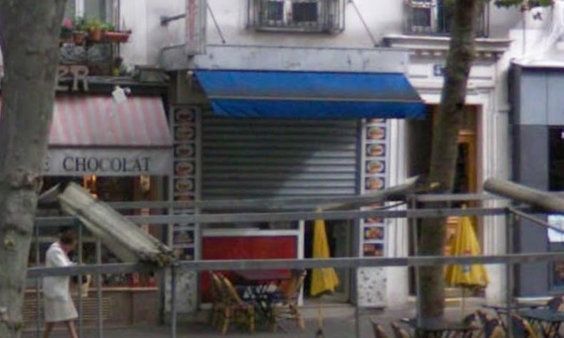 Kebab reuilly - Paris 12