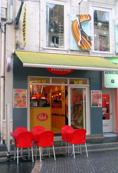 Nabab Kebab à Tours