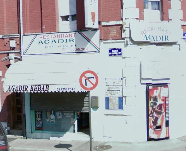Agadir kebab