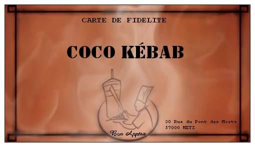 Coco kebab