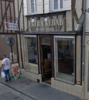 Extra kebab