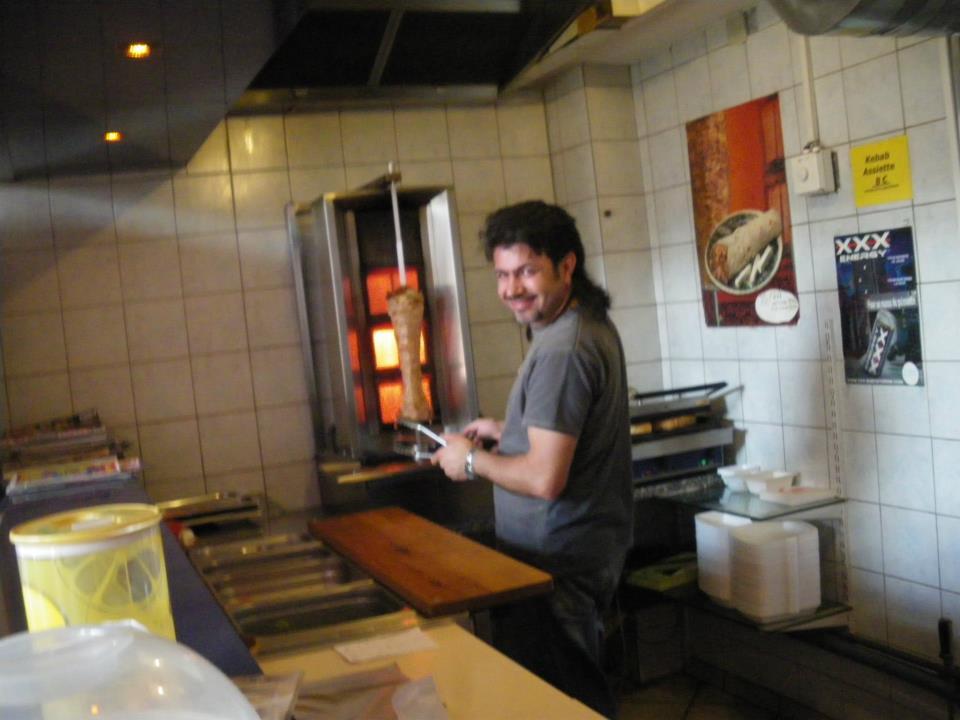 Gala kebab - Fougerolles