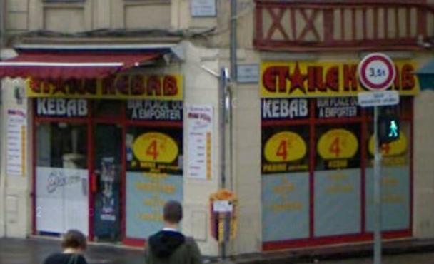 Kebab atlas