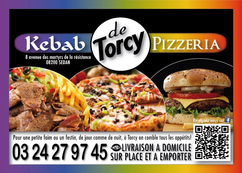 Kebab de torcy
