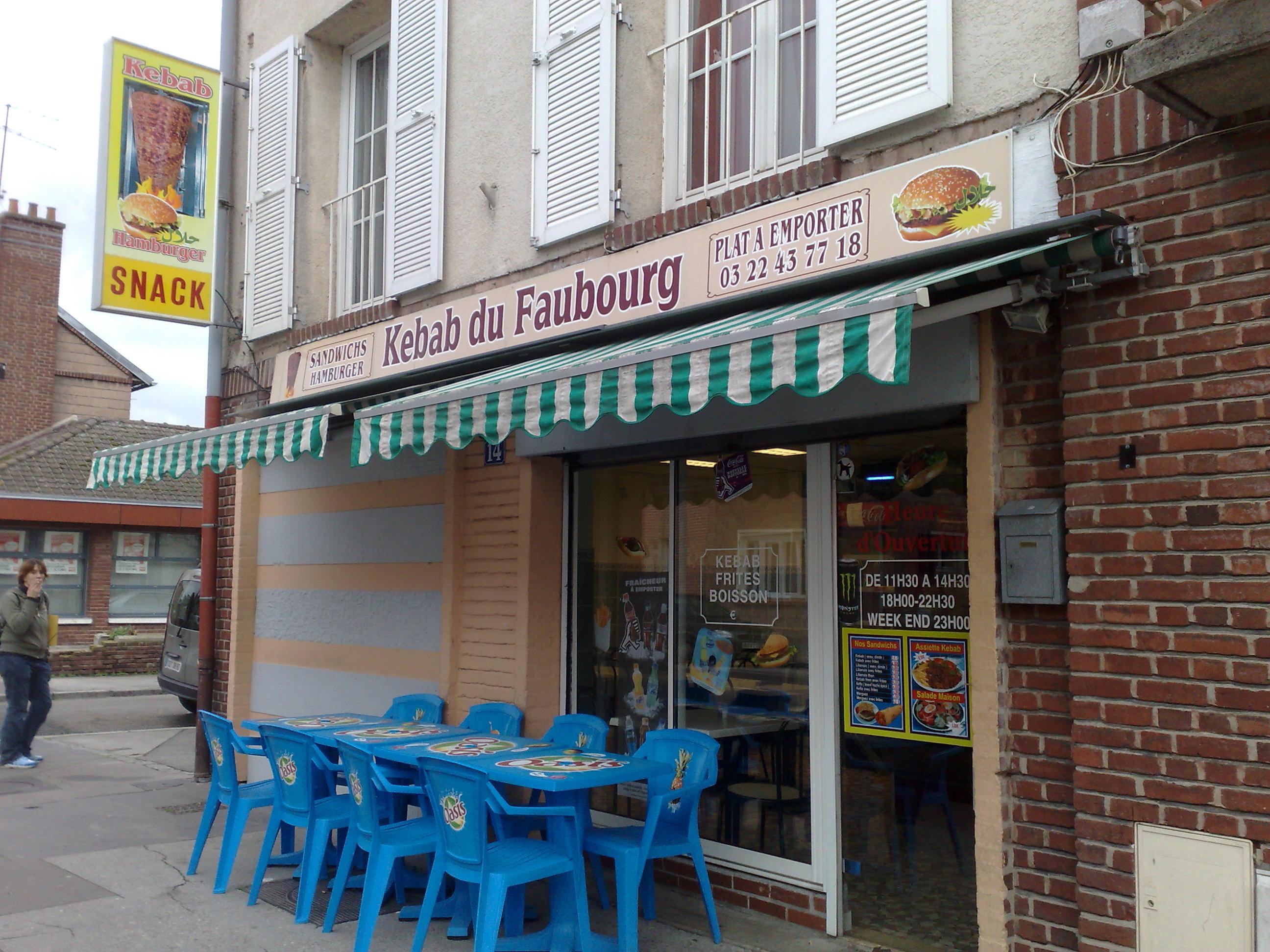 Kebab du faubourg