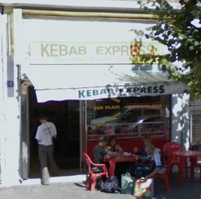Kebab express à Châlons-en-Champagne
