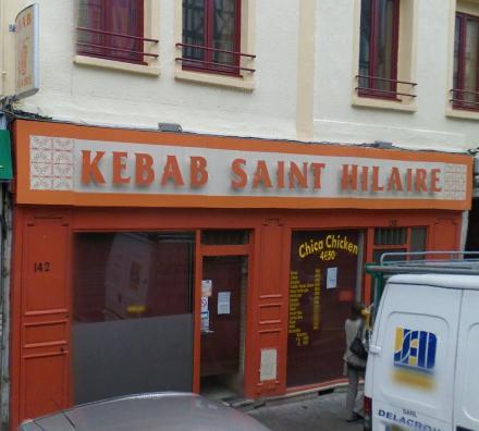 Kebab Saint Hilaire