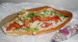Le kebab de memphis à Rochefort