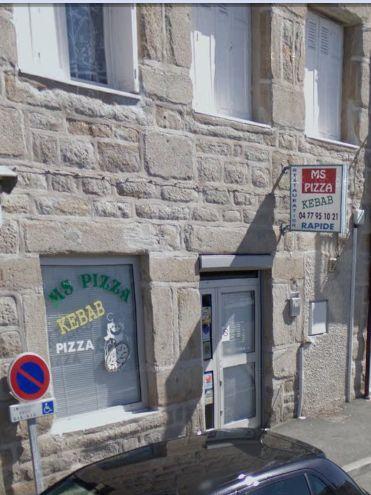 M.s pizza et kebab