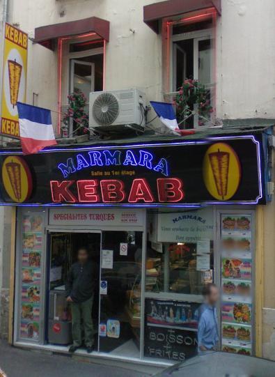Marmara kebab à Paris 09