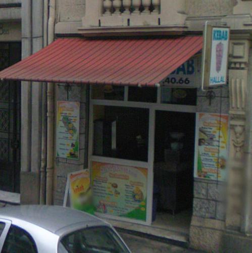 St jean kebab - Nice