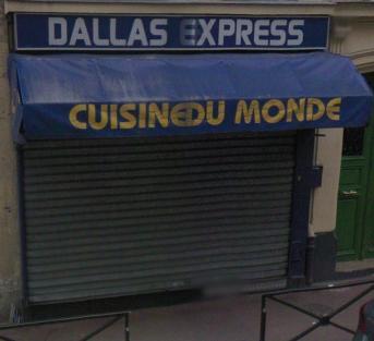 Dallas Express - Levallois-Perret