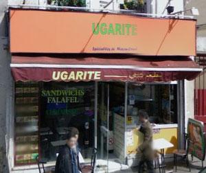 Snack Ugarite