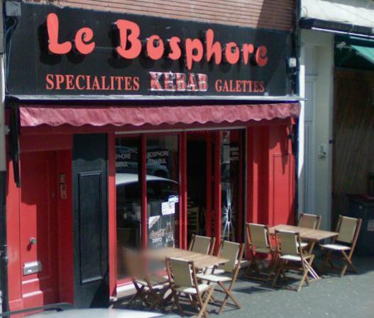 Le Bosphore à Lille