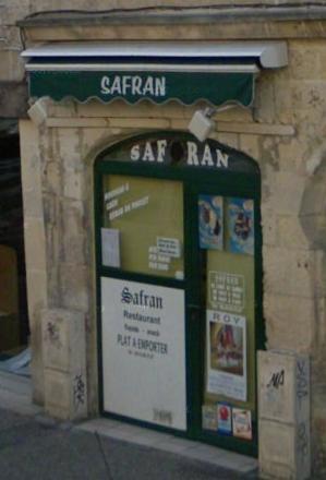 Le Safran à Caen