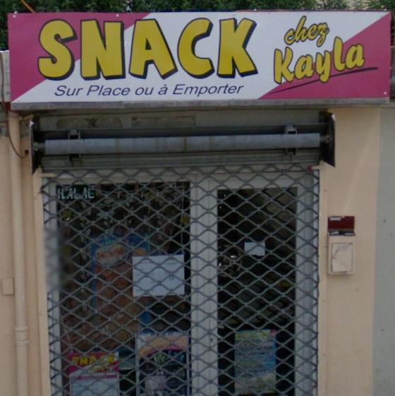 Snack chez Kayla