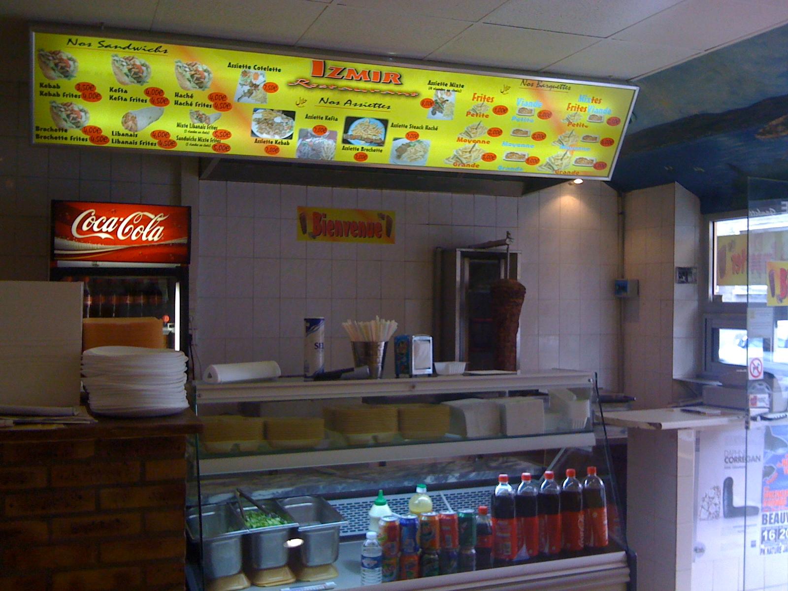Restaurant Izmir - Beauvais
