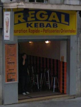 Régal Kebab