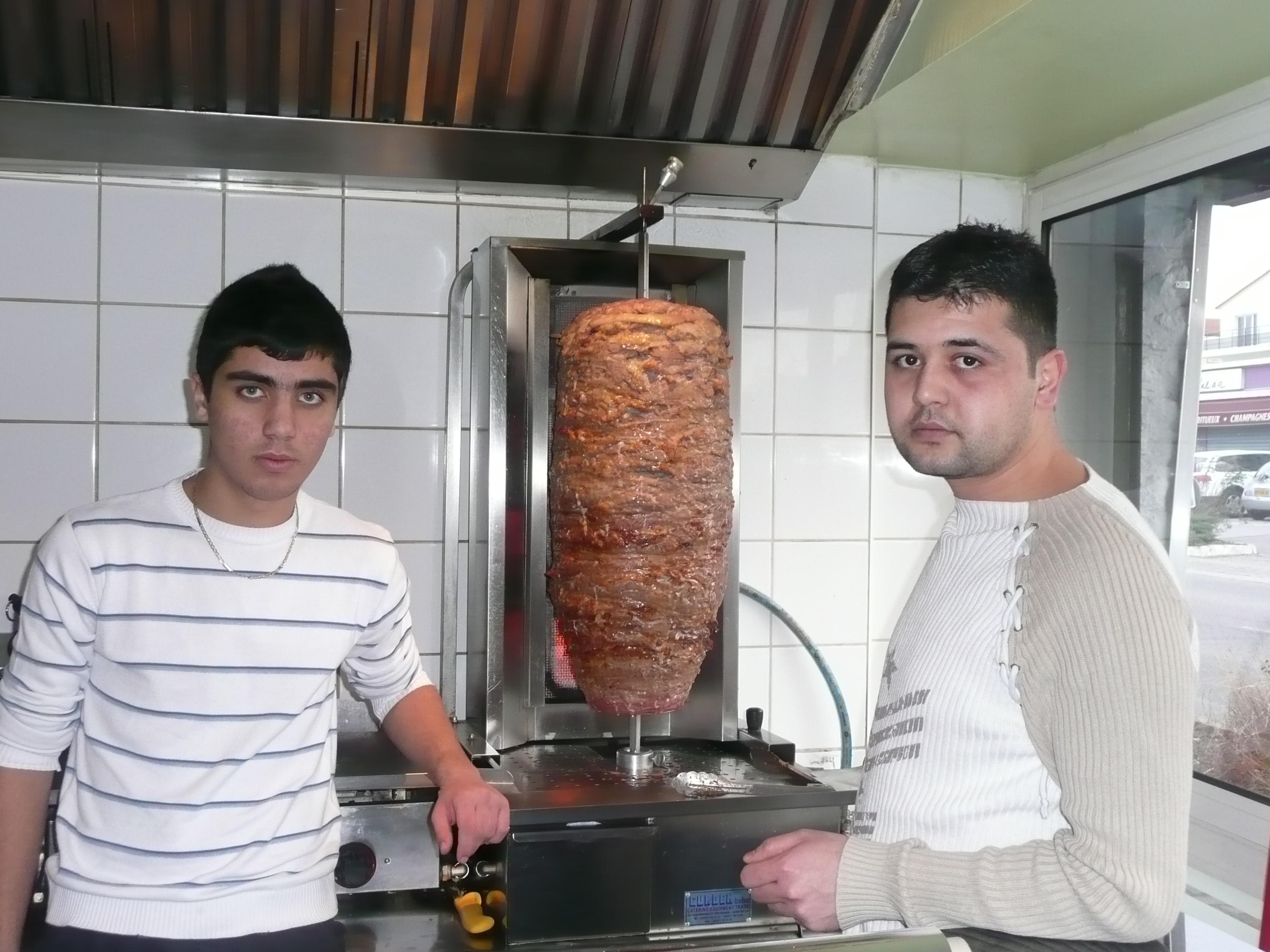 Kemer Kebab à Saint-Priest
