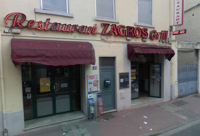Zagros II à Lyon