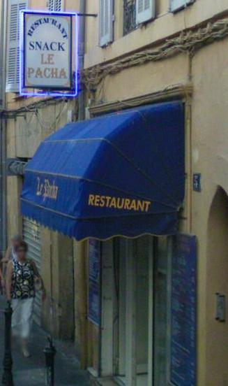 Pacha kebab à Dijon