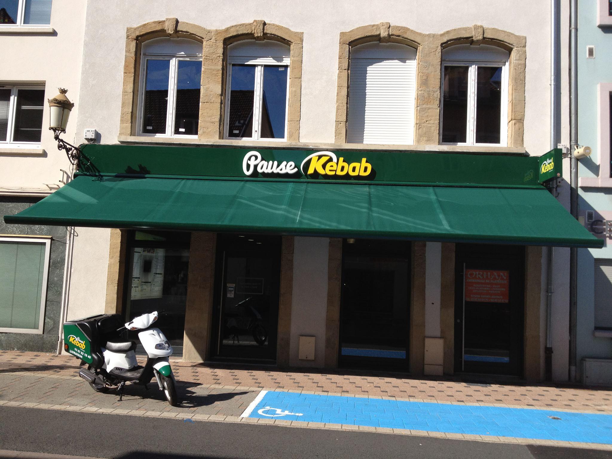 Pause kebab - Saint-Avold