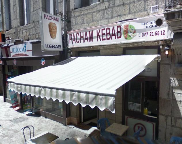 Pacham kebab